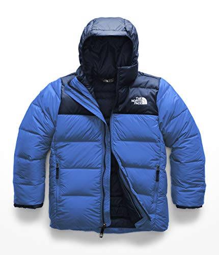 The North Face Boy's Double Down Triclimate - Turkish Sea - M