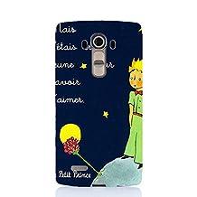 LG G4 Cover,Le Little Prince Quotes Phone Case Classic Unique Animation Movies The Little Prince Le Petit 3D Protect Case Cover