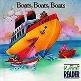 Boats, Boats, Boats, Joanna Ruane, 0516053515