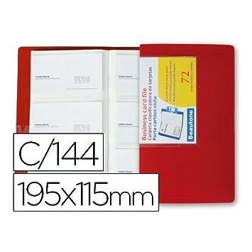 clasificador de tarjetas amazon