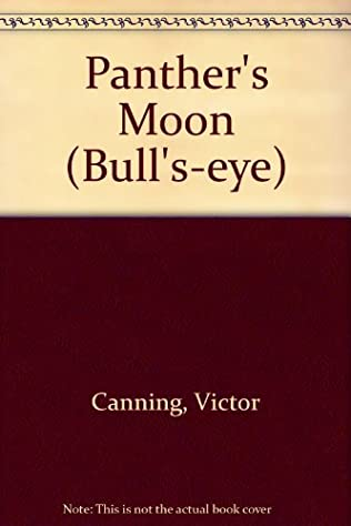 book cover of Panther\'s Moon