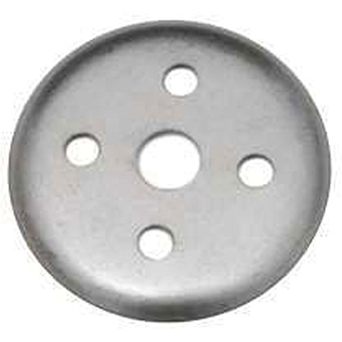 (Eckler's Premier Quality Products 50298706 Chevelle Spacer Water Pump Pulley)