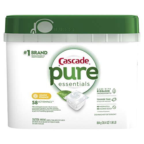 Highest Rated Dishwasher Detergent