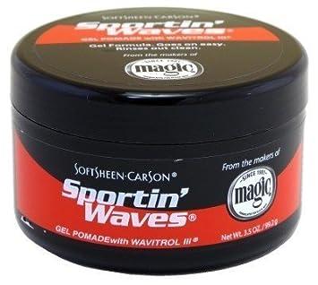 Soft Sheen Sportin Waves 3.5 Oz. Pomade Jar By Soft Sheen by Amazon