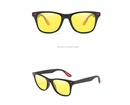KOMNY Conducción Nocturna Gafas de Sol fotocromáticas polarizadas Hombres Gafas de camaleón Gafas de Sol con