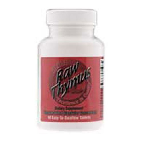 Ultra Glandulars Ultra Raw Thymus 200Mg 60 Tab by Ultra Glandulars
