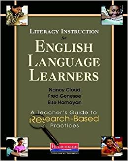 Literacy instruction for english language learners print ebook literacy instruction for english language learners print ebook bundle a teachers guide to research based practices nancy cloud fred genesee fandeluxe Image collections