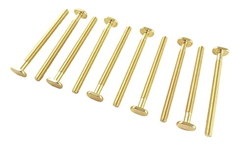 Lot of 10 Each Sliding Tee Bolts with 1/4 20 Threads for sale  Delivered anywhere in USA