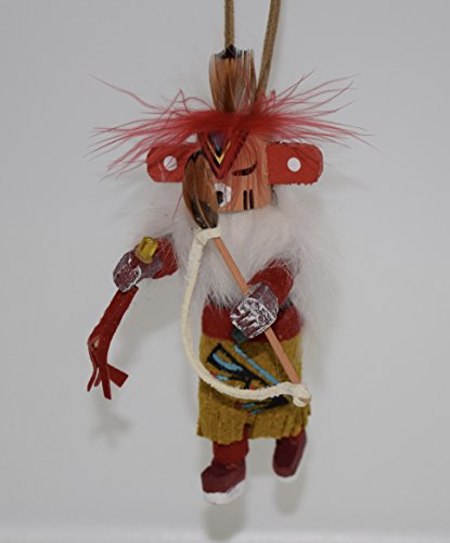 Hummingbird Kachina - Hummingbird Kachina Christmas Tree Ornament