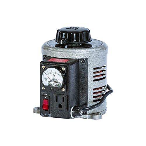 Hypergreens Variable Voltage Transformer 0-130V 10Amp| Vari Voltage Controller, Variac Variable AC Power |Power Transfomer