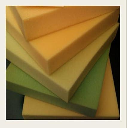 Lote de 10placas cuadradas de espuma de poliuretano para tapicería de 40