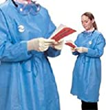ChemoPlus™ Protective Gown, 2XL, Blue