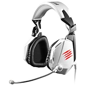 Mad Catz F.R.E.Q.5 Stereo Gaming Headset for PC and Mac