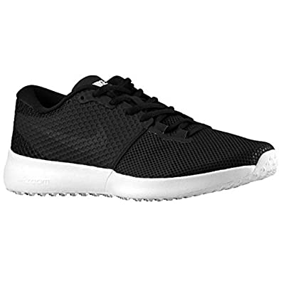 Nikee Men's Zoom Speed TR2 TB Training Shoe (18, Black/Black-White