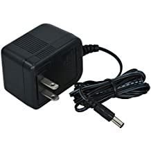 Jameco Reliapro ACU120100D0531 AC to AC Wall Adapter Transformer 12V @ 1000 mA Straight 2.5 mm Female Plug, Black