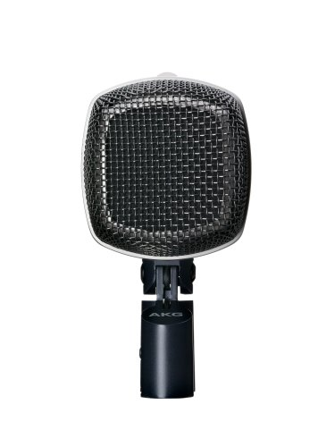 AKG Pro Audio D12VR Dynamic Kick Microphone for Drums by AKG Pro Audio