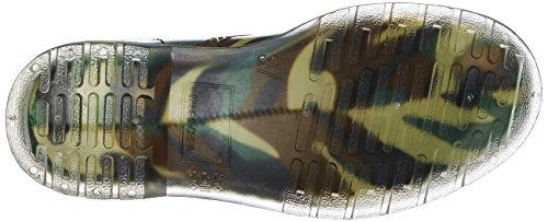 Bandajanas Blub, Die Coolen Regenstiefel mit Drei Verschiedenen Sets Schnürsenkeln. Gummistiefel Die Einfach Nur Gute Laune Machen Camouflage