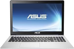 "Asus K551LB-XX227H - Portátil de 15.6"" (HM86 Intel Core i7 4500U, 8 GB de RAM, 750 GB de disco duro, nVIDIA GeForce GT 740M con 2 GB, Windows 8), plateado - Teclado QWERTY español"