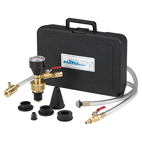 System Leak Repair - UView Airlift Cooling System Leak Checker and Airlock Purge Tool Kit