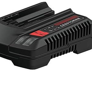 CRAFTSMAN V20 Battery & Charger Starter Kit, 2.0 Ah (CMCB202-2CK)
