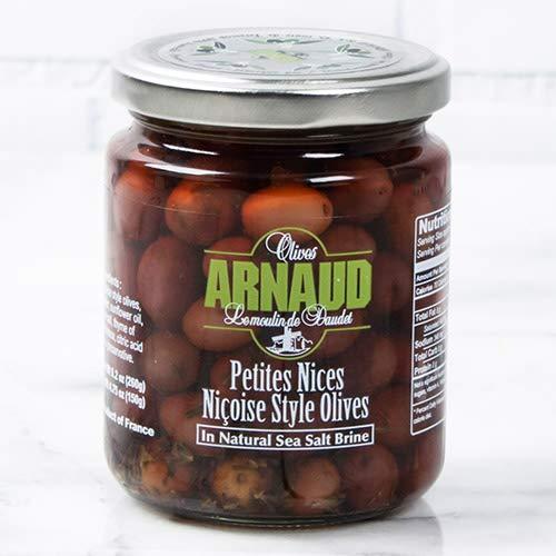 ARNAUD Nicoise Olives, 9.2 OZ