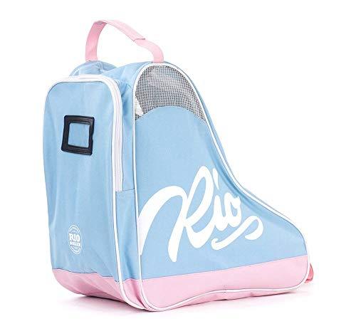 De Tela Borsa X rosa Unisex Y Multicolor 24x15x45 Bolsa Rio lA Cm L blu Playa H Roller Skate skate Adulto rYAqXY1
