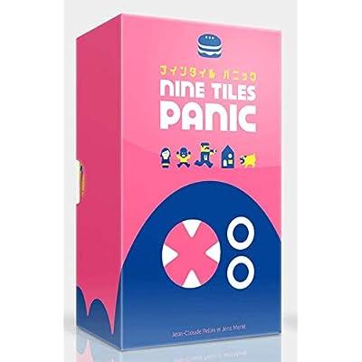 Nine Tiles Panic: Toys & Games