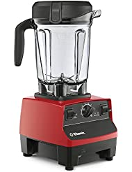 Vitamix 5300 Blender, Professional-Grade, 64 oz. Low-Profile Container, Red (Certified Refurbished)