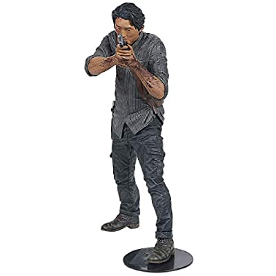 McFarlane Toys The Walking Dead Glenn Legacy Edition Deluxe Figure: McFarlane Toys: Toys & Games