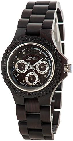 TechnoMarine Unisex 110012 Cruise Sport 3 Hands Black and White Dial Watch