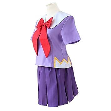 El diario de futuro Gasai Yuno Mirai Nikki Top & falda traje ...
