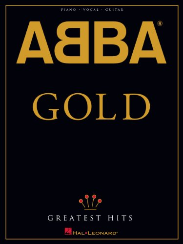 Abba gold greatest hits songbook pianovocalguitar artist abba gold greatest hits songbook pianovocalguitar artist songbook fandeluxe Gallery