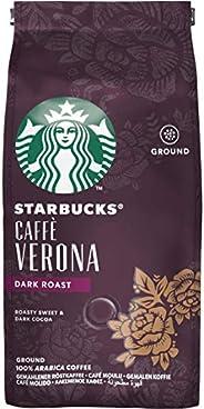 Café Torrado e Moído, Starbucks, Caffè Verona, 250g