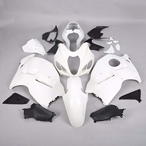 - Unpainted Bodywork Fairing Kit for Suzuki Hayabusa GSX1300R GSXR 1300 1997-2007