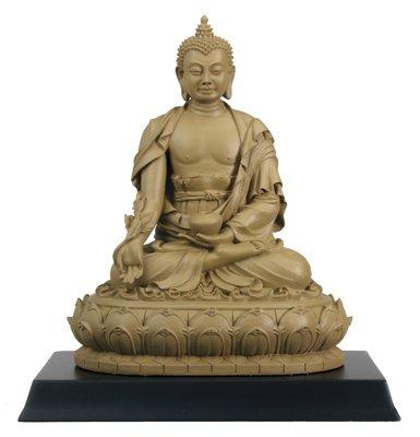 Medicine Buddha Collectible Buddhism Figurine