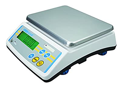 AE ADAM LBK 12 Balance Digitale, 12 kg x 2 g Adam Equipment