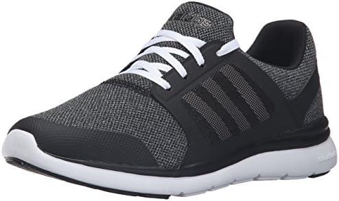 adidas Women's Cloudfoam Xpression w Cross-Trainer Shoe, Black ...