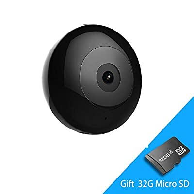Spy Camera Wireless Hidden Digital HD Portable Mini Spy Camera Motion Detection Mini Spy Camera Wireless Hidden from kissin