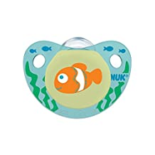 Nuk Cute As A Button Sea Creatures Pacifier in Assorted Colors and Styles, 6-18 Months