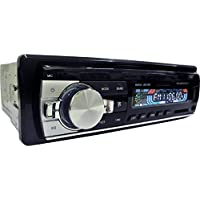 theBlueStone Single-DIN In-Dash Bluetooth Car Stereo Receiver with USB / SD / MP3 / FM Player Receiver + Remote Control