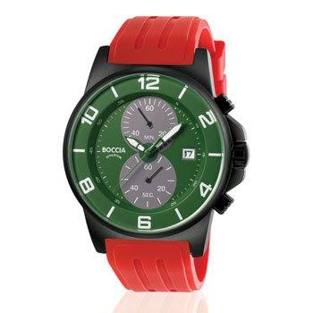 3777-25 Boccia Titanium Watch