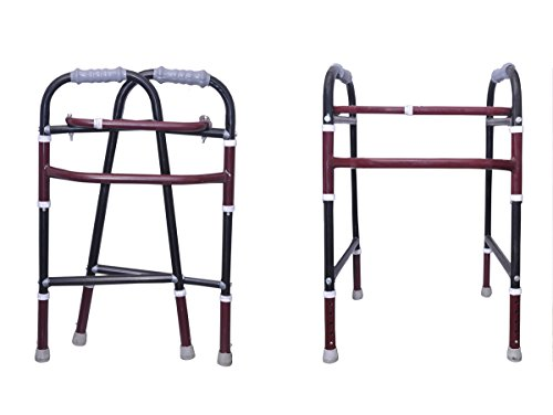 PAXMAX Economy Ms Coating Foldable Walker for old people