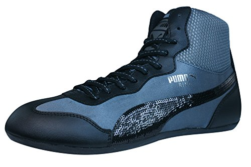 Puma Ring Sequins Femmes Baskets - Chaussures Black