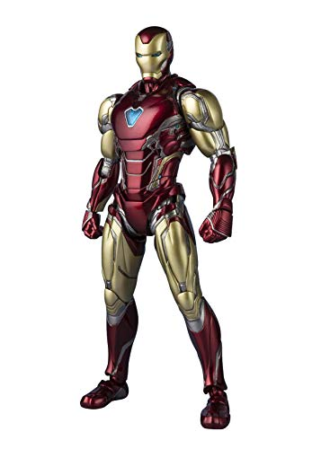 "Bandai S. H. Figuarts Iron Man Mark 85""Avengers/End Game from Bandai Hobby"