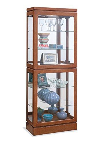 Philip Reinisch Oak Curio Cabinet - 1
