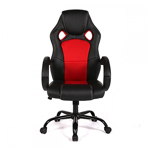 41DbySouLZL - New-High-Back-Race-Car-Style-Bucket-Seat-Office-Desk-Chair-Gaming-Chair