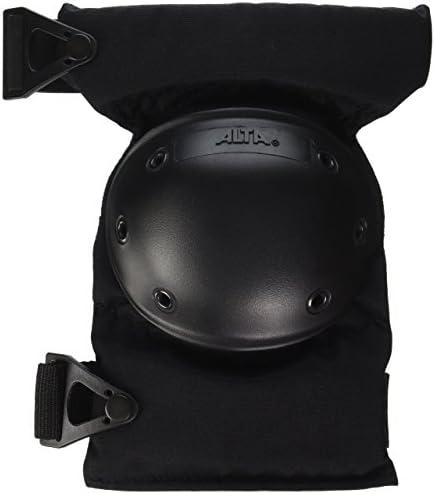 Alta 52913 Ultra-Flex Knee Pads, Black [並行輸入品]