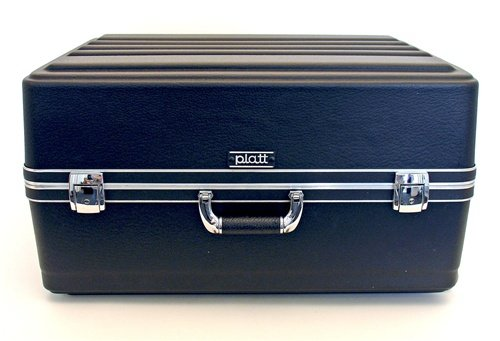 241811H Platt Heavy-duty Polyethylene Case with Wheels and Telescoping Handle by Platt Cases