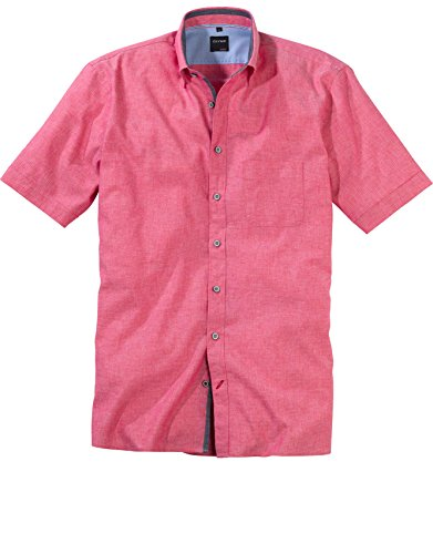 OLYMP - Chemise casual - Col Boutonné - Homme