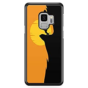 Loud Universe The Main scene Lion King First Scene SamsungS9 Case Simba SamsungS9 Cover with Transparent Edges